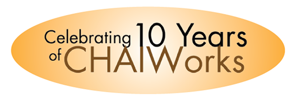 Celebrating 10 Years of CHAI Works
