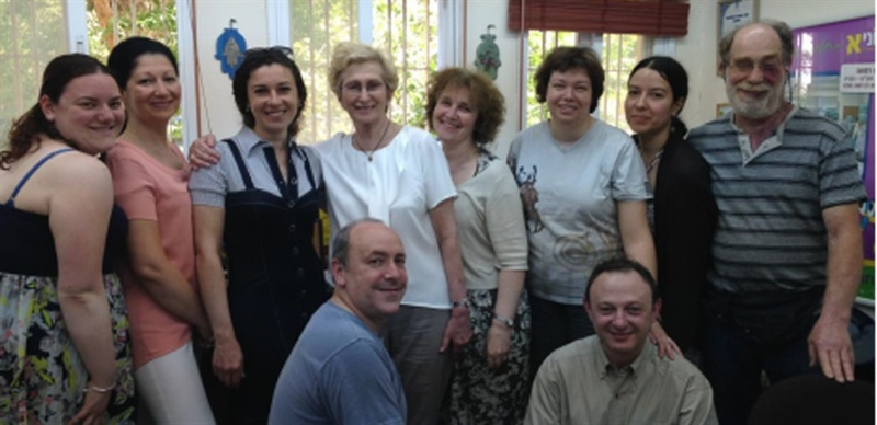 Building Connections between Russian Speaking Jews in Boston and Haifa