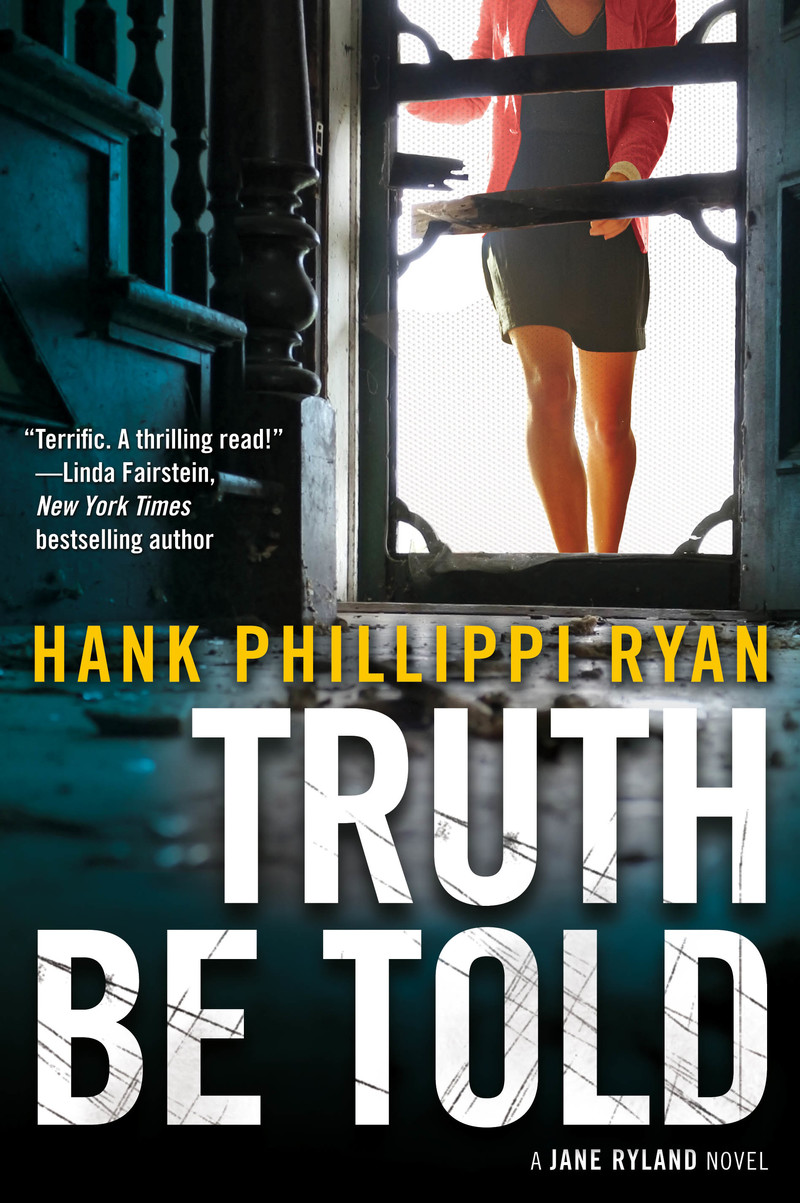 Four Questions with Hank Phillippi Ryan, Author and Investigative Reporter