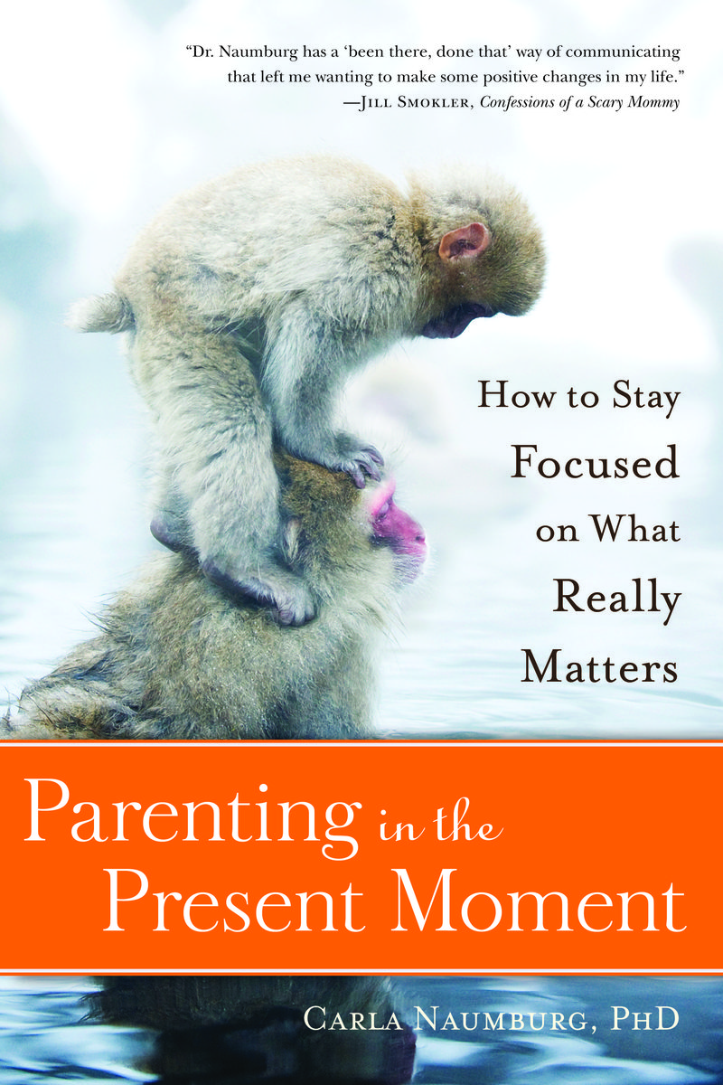 """Four Questions with Carla Naumburg, Clinical Social Worker and Author of """"Parenting in the Present Moment"""""""