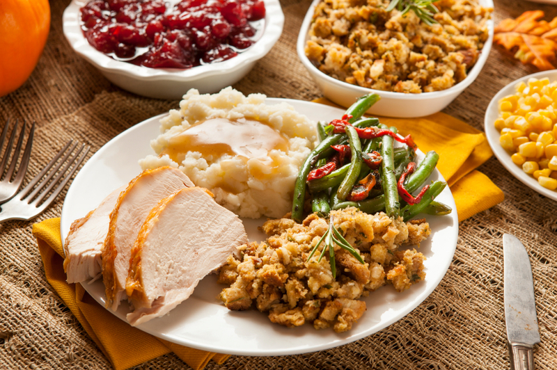 Ask A Rabbi: How Can My Family's Thanksgiving Meal Be Inclusive, Food-Wise?