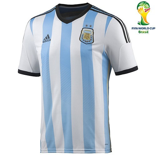 World Cup Stylin'- The Top Five Shirts Of The Tournament