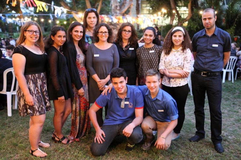 For Israeli Arab and American Jewish teens, a rare chance for dialogue