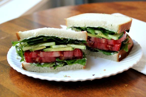 Image result for Cucumber Tomato Sandwich
