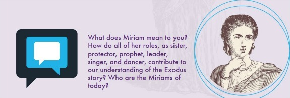 All About Miriam's Cup
