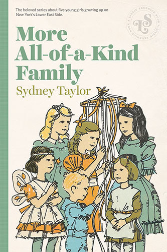 """Four Questions with Lizzie Skurnick, Publisher of the """"All-of-a-Kind Family"""" Series"""